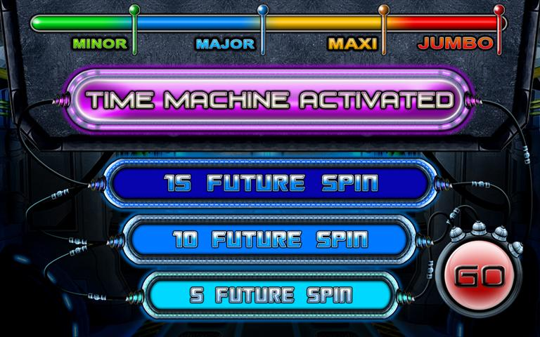 Time Voyager Jackpot System Magic Dreams